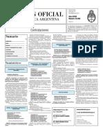 Boletin Oficial 13-10-10 - Tercera Seccion