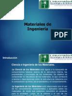 Clase 1 Estructura de Los Materiales