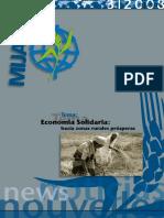 MIJARC Noticias, Boletín 3 Año 2008 (En español)