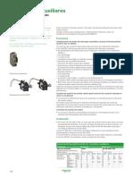 Contacto SD Normal y de Bajo Nivel 29450