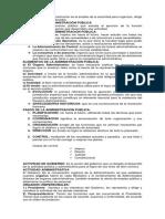 Resumen Administrativo 1er. Parcial