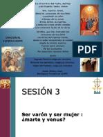 Sesión 03- Ser Varón y Mujer 1.