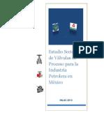 Válvulas Industria Petrólera Mexicana