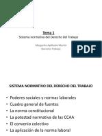 TEMA 1 Sistema Normativo DºT.