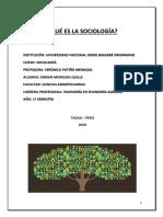 Qué Es La Sociología 4