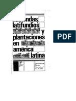 Dean, Warren. Latifundios y política agraria.doc