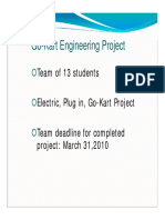 Go-Kart Engineering Project (1)