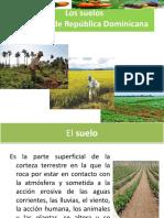 Los Suelos Agrarios de República Dominicana