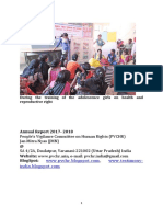 Annual Report 2017 2018 JMN PVCHR