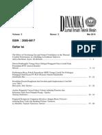 Jurnal Dinamika Vol 5 No 2 2014
