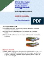 Erosion y Sedimentación