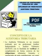 PROGRAM DE AUD