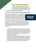 Importancia de La Salud Antes de La Concepción