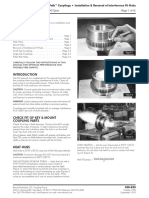 Falk Couplings Installation and Removal Manual