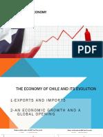 Economia de Chile Diapositivas Nain Santos