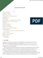 FAQ Web Standard