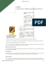 República Velha - Resumo