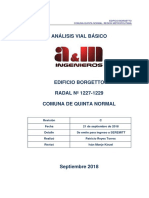 Informe de análisis vial básico