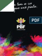 Portfólio PBF