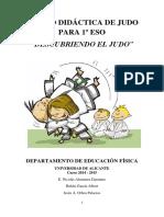 Unidad Didáctica de Judo