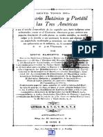 Diccionario Botanico Vol_6
