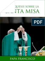 Catequesis sobre la Santa Misa - Papa Francisco.epub