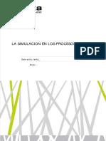 La Simulación en Los Procesos de Forja