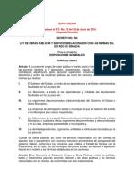 LEY OBRAS PUBLICAS Y SERVICIOS.pdf