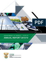 DoE Annual Report 2013 14