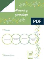 Aplicación Memoria y Aprendizaje