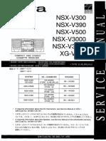 Aiwa Cx-nv300 Sm