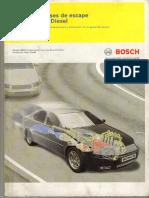 Técnica de Gases de Escape Para Motores de Diesel