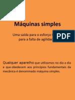 M Quinas Simples