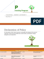 PD 953 Requiring of Tree Planting