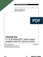 TDA7057