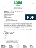 ADEM Administrative order on coal ash in Alabama
