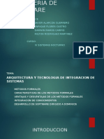 Ingenieria de Software Proyecto