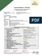 Program Seminara