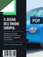 Il Design dell'Unione Europea
