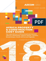 Africa Building Cost