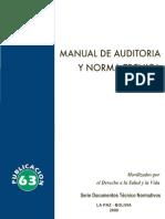 63 Manual de Auditoria y Norma Tecnica