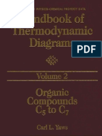 Handbook of Thermodynamic Diagrams, Volume 2