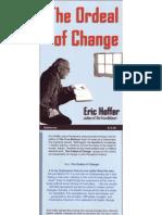 The Ordeal of Change - Eric Hoffer.pdf