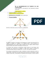 Análisis de Estructuras Articuladas