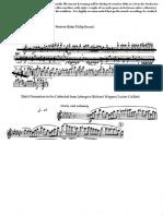 2019 Spring Clarinet Auditiions