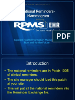 Mammography.ppt