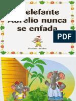 CUENTO ELEFANTE AURELIO TRABAJAR LA RABIA.pptx