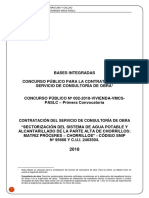 Bases Integradas CP Supervision Chorrillos