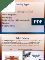 Printing Types