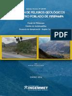 A6700-Evaluacion Peligros Geologicos...Piñipampa